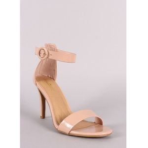 nude open toe stiletto blaze 01 anne michelle